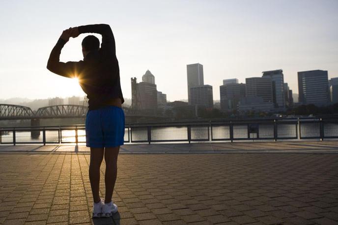 correre mattino presto
