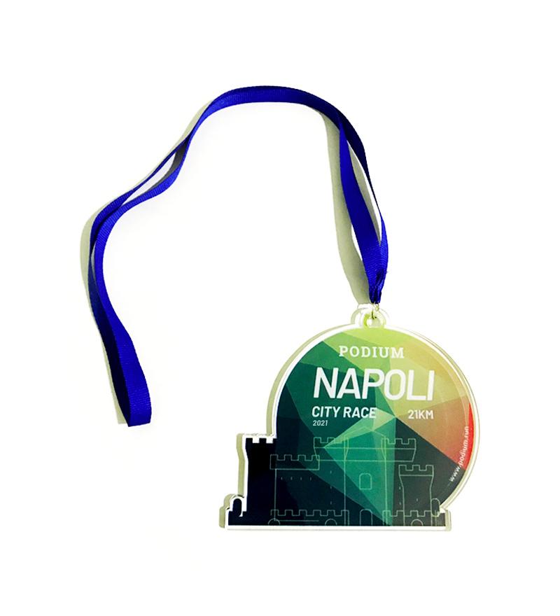 "Medaglia ""Napoli City Race"" - 15€"